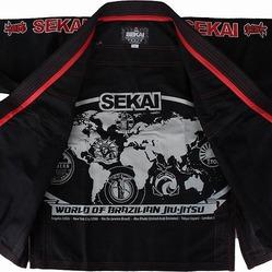 Fuji Sports Sekai BJJ Gi BK4