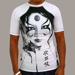Gawakoto  David Mack Kabuki  Ladies Rashguard 1