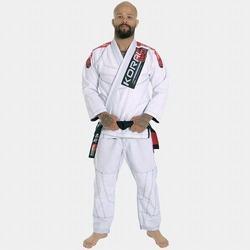 Kimono MKM Competition 2018 white 1