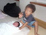 大空(兄)と妹