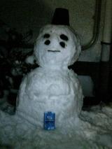 雪だるサン2号