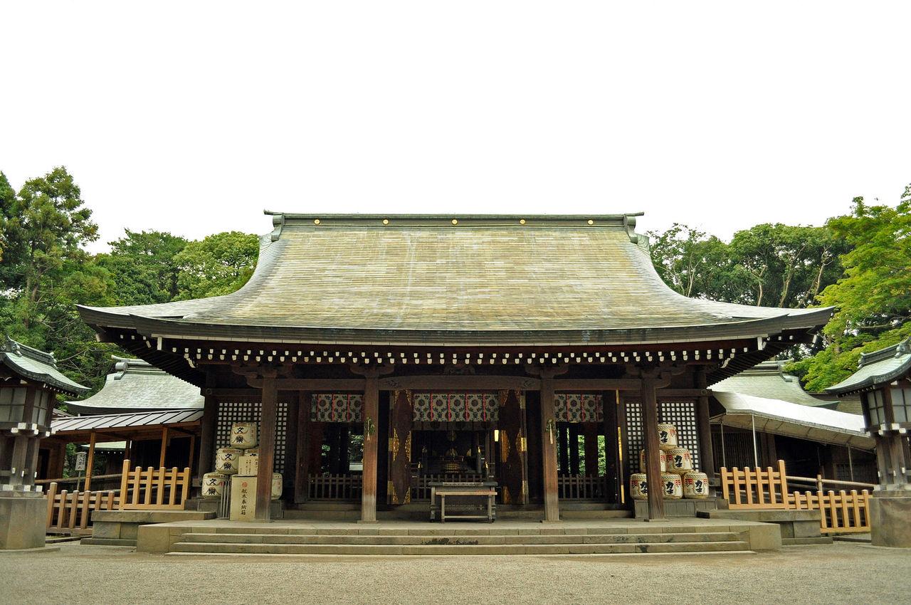 武蔵一宮 氷川神社 - Wikipedia