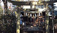氷川神社 東京都練馬区豊玉南のキャプチャー