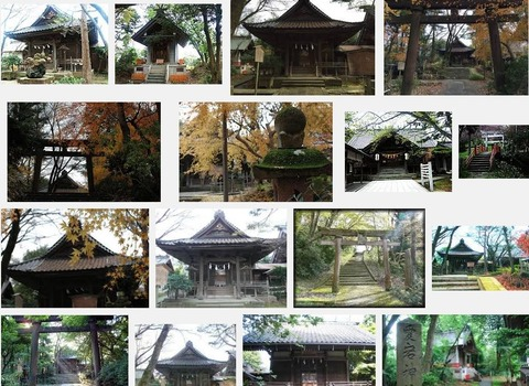 卯辰神社 石川県金沢市東御影町のキャプチャー