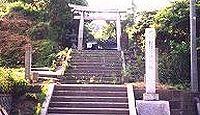 石井神社 新潟県柏崎市西山町石地