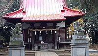 天祖若宮八幡宮 東京都練馬区関町北のキャプチャー