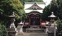 勝利八幡神社 東京都世田谷区桜上水