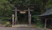 長瀬神社 新潟県加茂市八幡