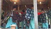 八津島神社 - 宇佐神領開発で奈良期に創建、大友宗麟寄進の鳥居、10月の大祭では神楽