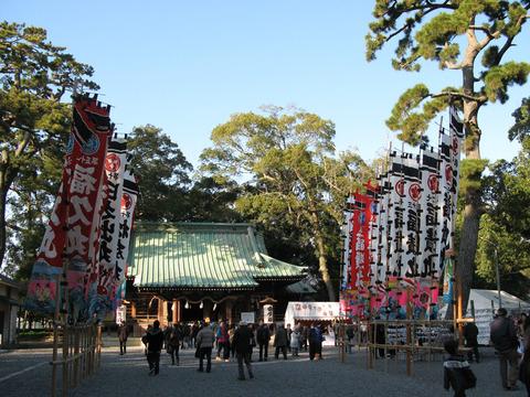焼津神社 - 壮絶な戦い「東海一の荒祭」、ヤマトタケルを騙そうとした人【パワースポット】のキャプチャー