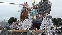 宇原神社 福岡県京都郡苅田町馬場のキャプチャー