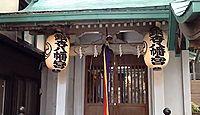 銀杏八幡宮 東京都中央区日本橋蛎殻町のキャプチャー