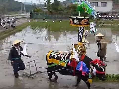 広島県の重要無形民俗文化財