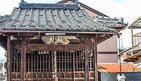 吉森稲荷神社 京都府福知山市西のキャプチャー
