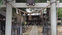 春日神社 東京都杉並区宮前