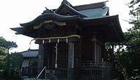 日吉神社 神奈川県茅ヶ崎市西久保のキャプチャー