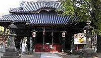 佐太天神宮 - 道真が左遷途次に残した自身の木像と自画像を没後50年ほどで祀り創建