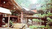 横山神社 滋賀県長浜市高月町横山