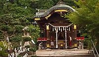 常宮神社 - 氣比神宮の奥宮、境内に四社の式内社を抱える養蚕・安産・航海や漁業の守護神