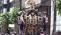 小野照崎神社 - 渥美清が寅さん役をゲットしたご利益で知られる学問の神様、渡江天神