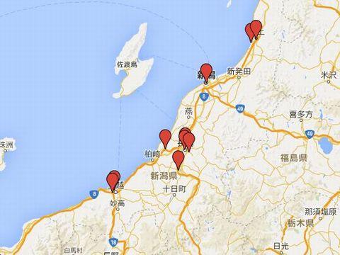新潟県の旧県社のキャプチャー