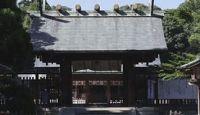 宮崎神宮 - 初代神武天皇が東遷前に宮を営んだ地、神武天皇をお祀りする古社