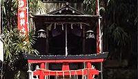 真島稲荷神社 - 谷中を散策する人でもなかなか気づかない小祠、江戸期の七森の一つ笹森