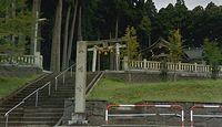 八幡宮 富山県小矢部市臼谷