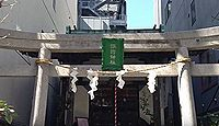 諏訪神社 東京都台東区駒形のキャプチャー
