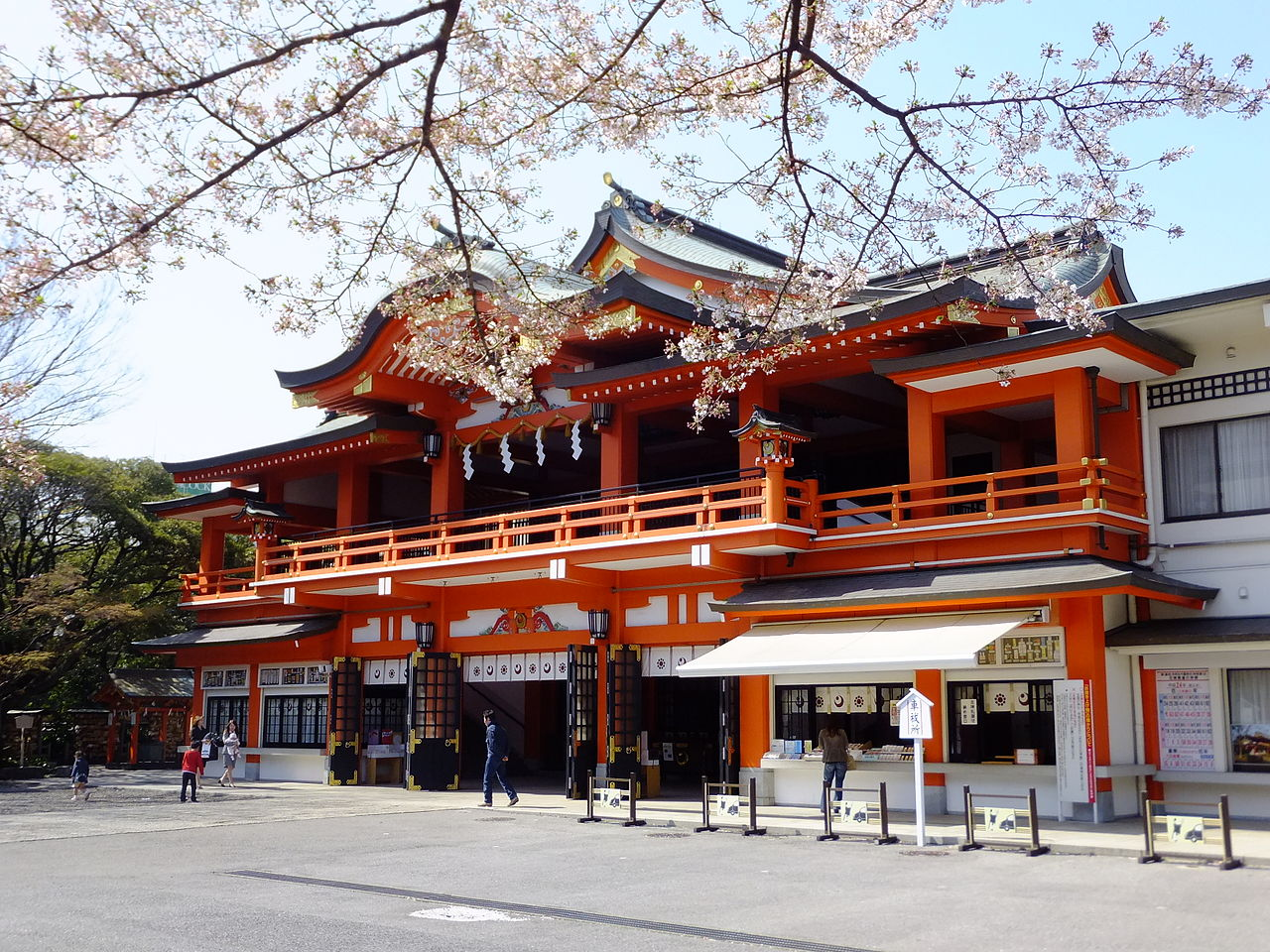 [千葉県]初詣で人気の神社のキャプチャー