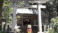 鳥越八幡神社 山形県新庄市鳥越