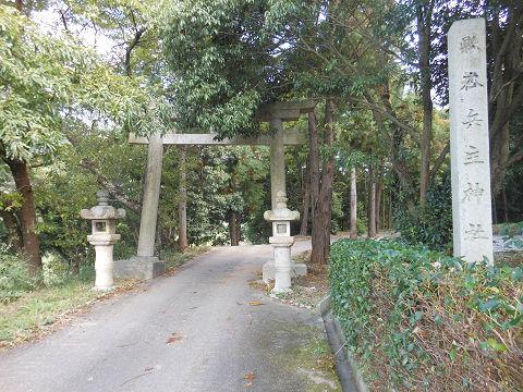 大兵主神社 - 2000年の歴史ある古社は、食、芸能、スポーツの神様【古事記紀行2014】のキャプチャー