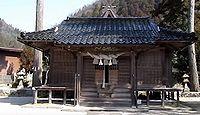 海潮神社 島根県雲南市大東町南村のキャプチャー