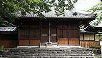 入海神社 愛知県知多郡東浦町緒川屋敷壱区のキャプチャー