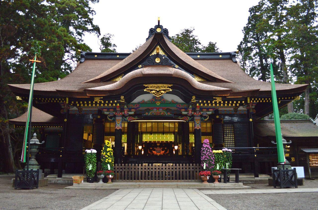 [菅原道真公ゆかり]初詣で人気の神社のキャプチャー