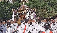 富賀神社 東京都三宅村阿古富賀山のキャプチャー
