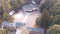 隠岐神社 - 承久の乱で配流された後鳥羽法皇「御火葬塚」に隣接、御製の「承久楽」奉納