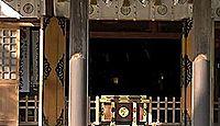 射水神社 - 御祭神はニニギ、万葉集に大伴家持の歌が収録される、越中国一宮の古社
