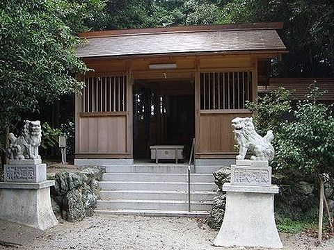 元伊勢「佐佐牟江宮」のキャプチャー