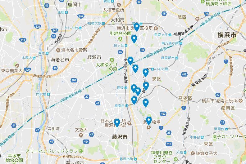 鯖神社とは? - サバ・さば、神奈川県中部の境川中流域、源満仲・義朝を祀る12社