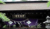 大井俣窪八幡神社 - 甲斐武田氏滅亡を予言するような社地の鳴動、信玄ゆかりの八幡