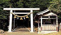 曽尾神社 福井県小浜市栗田