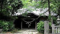 八幡神社 徳島県美馬市脇町猪尻八幡神社下南