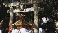 青海神社 新潟県加茂市加茂のキャプチャー