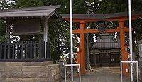 粟野神社 長野県長野市上野のキャプチャー