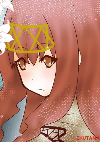 【古事記を彩る姫たち】イクタマ - 見知らぬイケメンと添い寝したら「できちゃった テヘッ」のキャプチャー