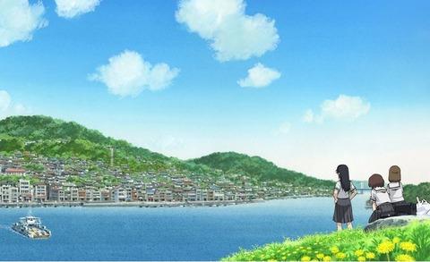 御袖天満宮 広島県尾道市長江のキャプチャー