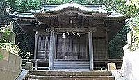 柏山稲荷神社(藤沢市) - 平家方武将・大庭景親が勧請、女性1000人で建立した弁天社
