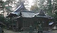 御出石神社 - 天日矛の系列、鎌倉期に加茂社領になって加茂大明神と称された名神大社