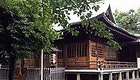 本郷氷川神社 東京都中野区本町のキャプチャー